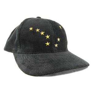 Alaska Flag Corduroy Hat