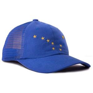 Alaska Flag Classic Mesh Hat