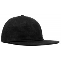 100% Hemp All Black