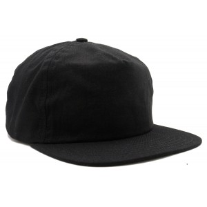 Regenerative Nylon Touring Hat Black