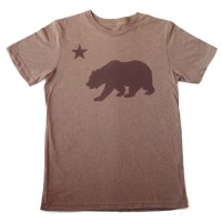 Men's California Bear T-Shirt