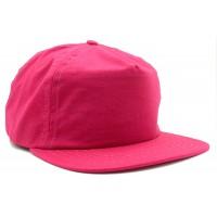 Regenerative Nylon Touring Hat Fuchsia