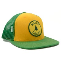 Maine Coast Organic Trucker Hat