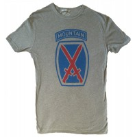 Men's 10th Mountain Division Supima Cotton T-Shirt