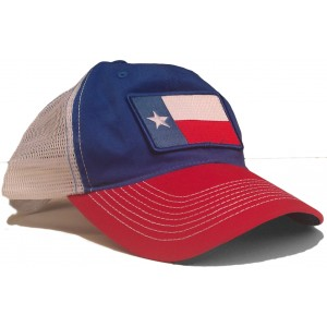 Texas Flag Unstructured Mesh Hat