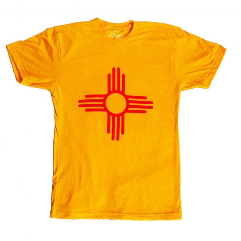 New Mexico Flag Zia T Shirt