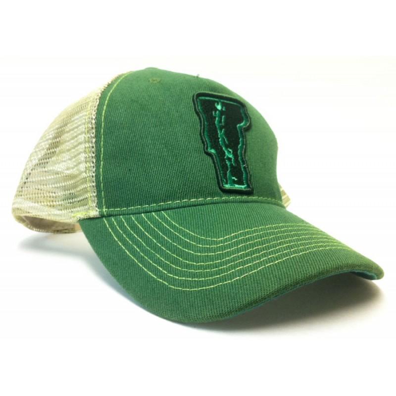 e4d6952431 Green Mountain (Vermont) Trucker hat